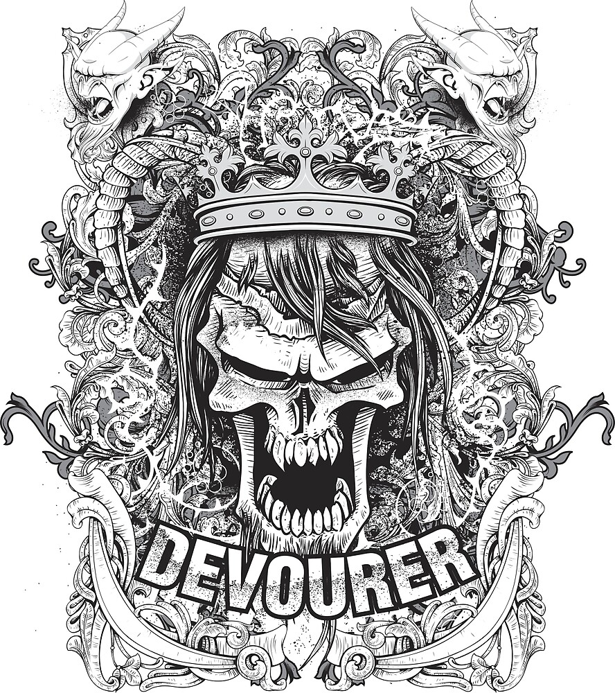 Devourer by dadyal
