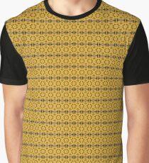 Gold Leaf Graphic T-Shirt