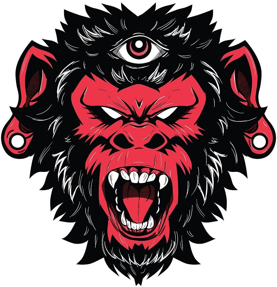 Beast by dadyal