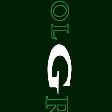 Kool G Rap 4, 5, 6 Logo 2 by EbtsOby