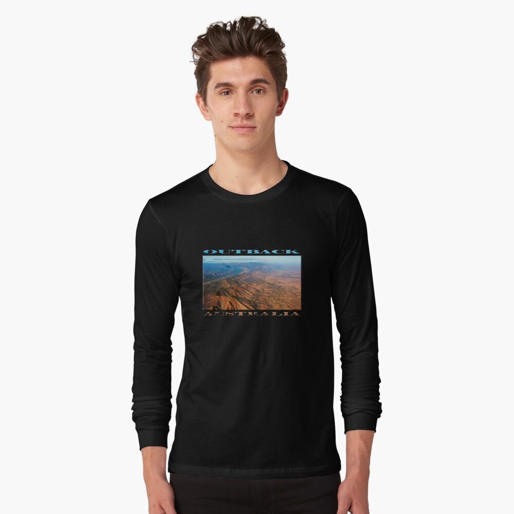 Serpent's Spine Long Sleeve T-Shirt