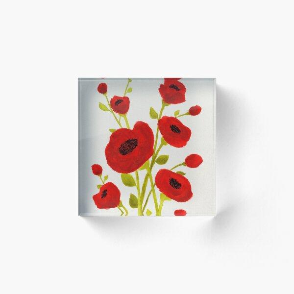 Remember Acrylic Block