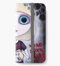 Number One Fan (Full Color Version) iPhone Wallet/Case/Skin