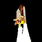 Space Shuttle by philosophizer