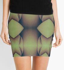 Golden Caverns Mini Skirt