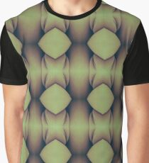 Golden Caverns Graphic T-Shirt