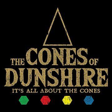 Cones of Dunshire by huckblade