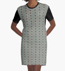 New Life Graphic T-Shirt Dress