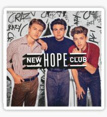New Hope Club (merch) Sticker