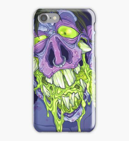 Barf Monster iPhone Case/Skin