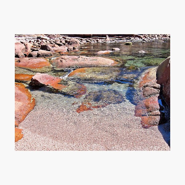 Crystal Clear Photographic Print