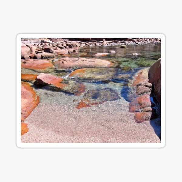 Crystal Clear Sticker