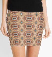Twisted Mini Skirt