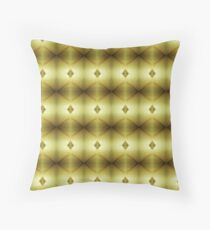 Wet Look Throw Pillow