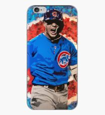 Javier Baez iPhone Case