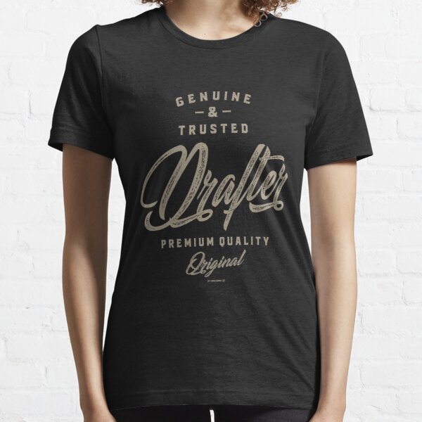 Genuine Drafter Essential T-Shirt