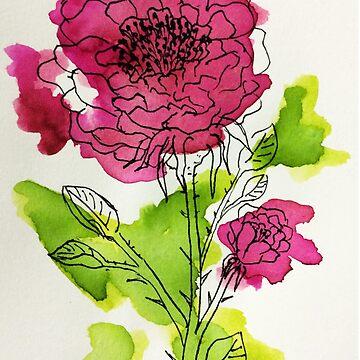 Wild Rose by Bismuth83