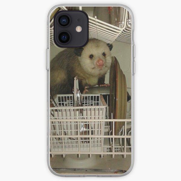 Dishwasher Possum  iPhone Soft Case