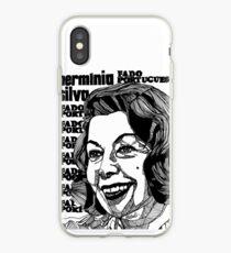 Fado Hermínia Silva iPhone-Hülle & Cover