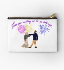 There was something in the air that night Studio Pouch
