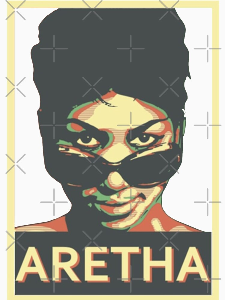 aretha franklin by EileenJackson