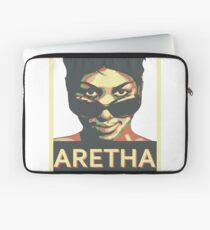 aretha franklin Laptop Sleeve