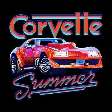 Corvette Summer V3 by cinemafan