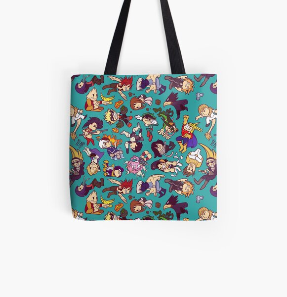 Plus Ultra Pattern Tote bag doublé