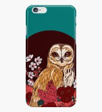 Owl Floral Eclipse iPhone 6s Case