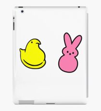 Lil Peep - Yellow and Pink Peep iPad Case/Skin