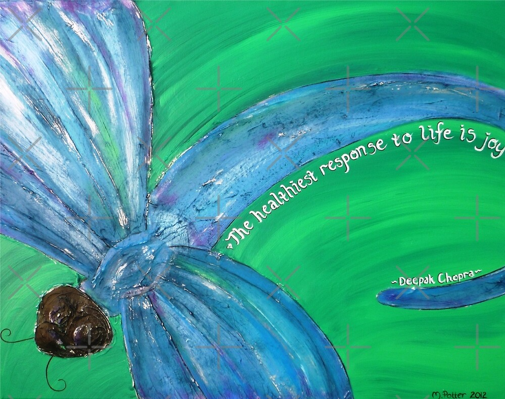 Dragonfly Quotes by Michelle Potter