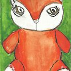 The Little Fox by RobynLee