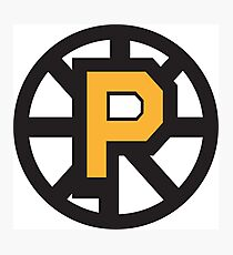 providence bruins Photographic Print
