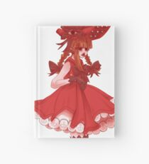 Red Witch Wadanohara Hardcover Journal