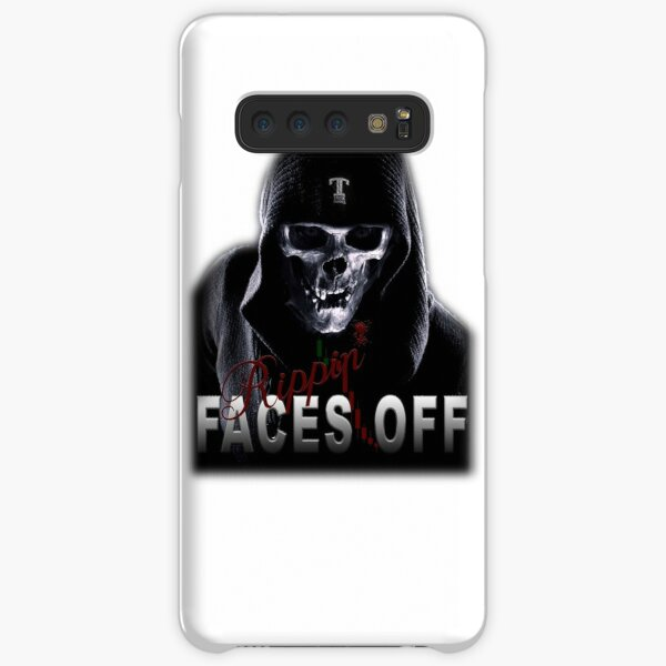 Rippin Faces off Samsung Galaxy Snap Case