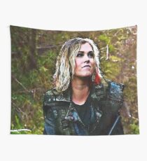 Eliza Taylor Digital Painting Wall Tapestry