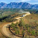 Outback Tour by Ray Warren