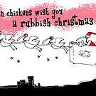 A rubbish christmas by Matt Mawson