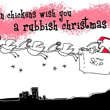 A rubbish christmas by mmawson