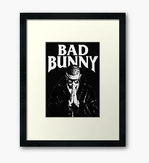badbunny Framed Print