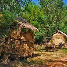 Rural Cambodia by Adri  Padmos