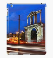 Modern times - Ancient times iPad Case/Skin