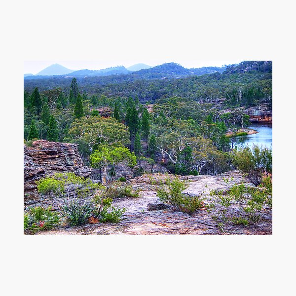 Wollemi National Park Photographic Print