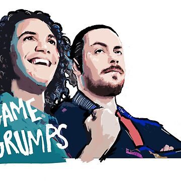 Game Grumps Illustration by Superfizz