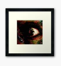 hallowed Framed Print
