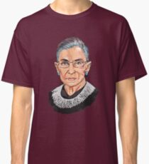 Supreme Court Justice Ruth Bader Ginsburg Classic T-Shirt