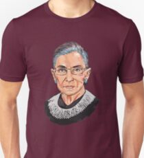 Supreme Court Justice Ruth Bader Ginsburg Unisex T-Shirt