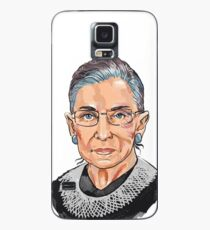 Supreme Court Justice Ruth Bader Ginsburg Case/Skin for Samsung Galaxy