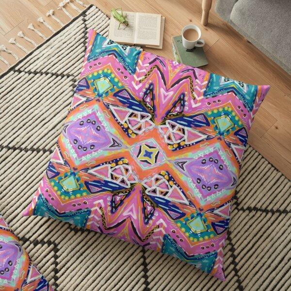 Looking Glass Floor Pillow