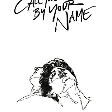 Call Me By Your Name logo by nicoloreto